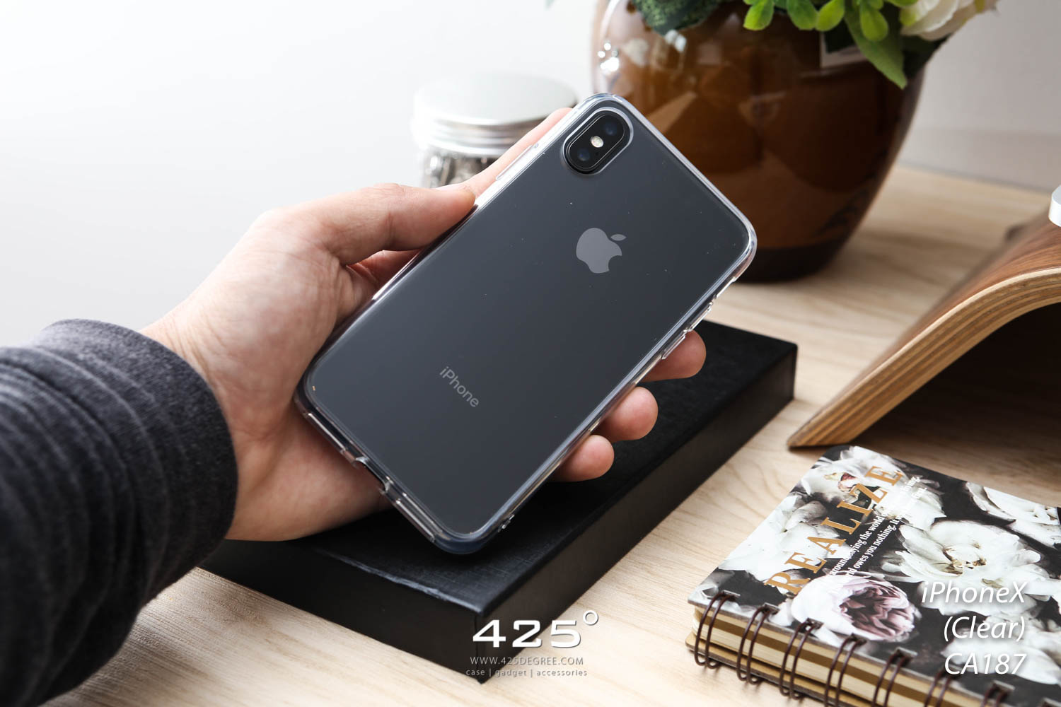 Rearth Ringke Fusion Case Iphone X